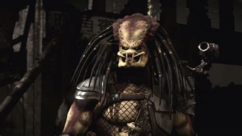 Predator Available As A Playable Character In Mortal