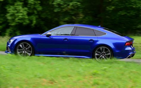 2016 Audi RS 7 Sportback Performance (UK) - Wallpapers and