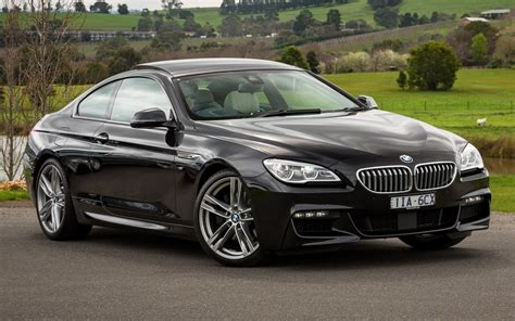 2015 BMW 6 Series Coupe M Sport (AU) - Wallpapers and HD